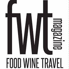 imageBlack Food wine travel logo