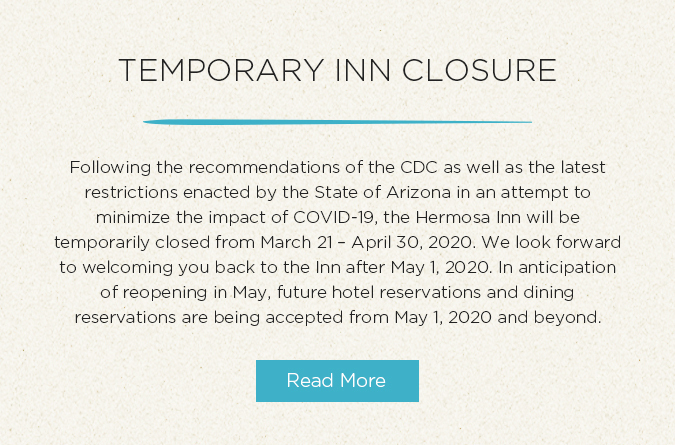 hermosa inn popup closure