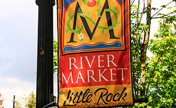 little rock arkansas river market