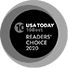 usa today readers choice logo