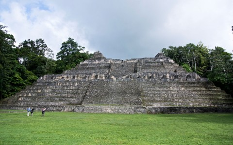 Step back to Mayan times in Belize