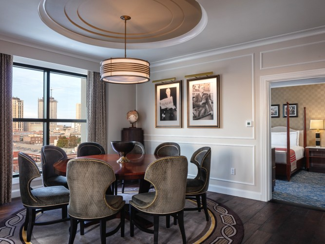 1 King Roosevelt Suite