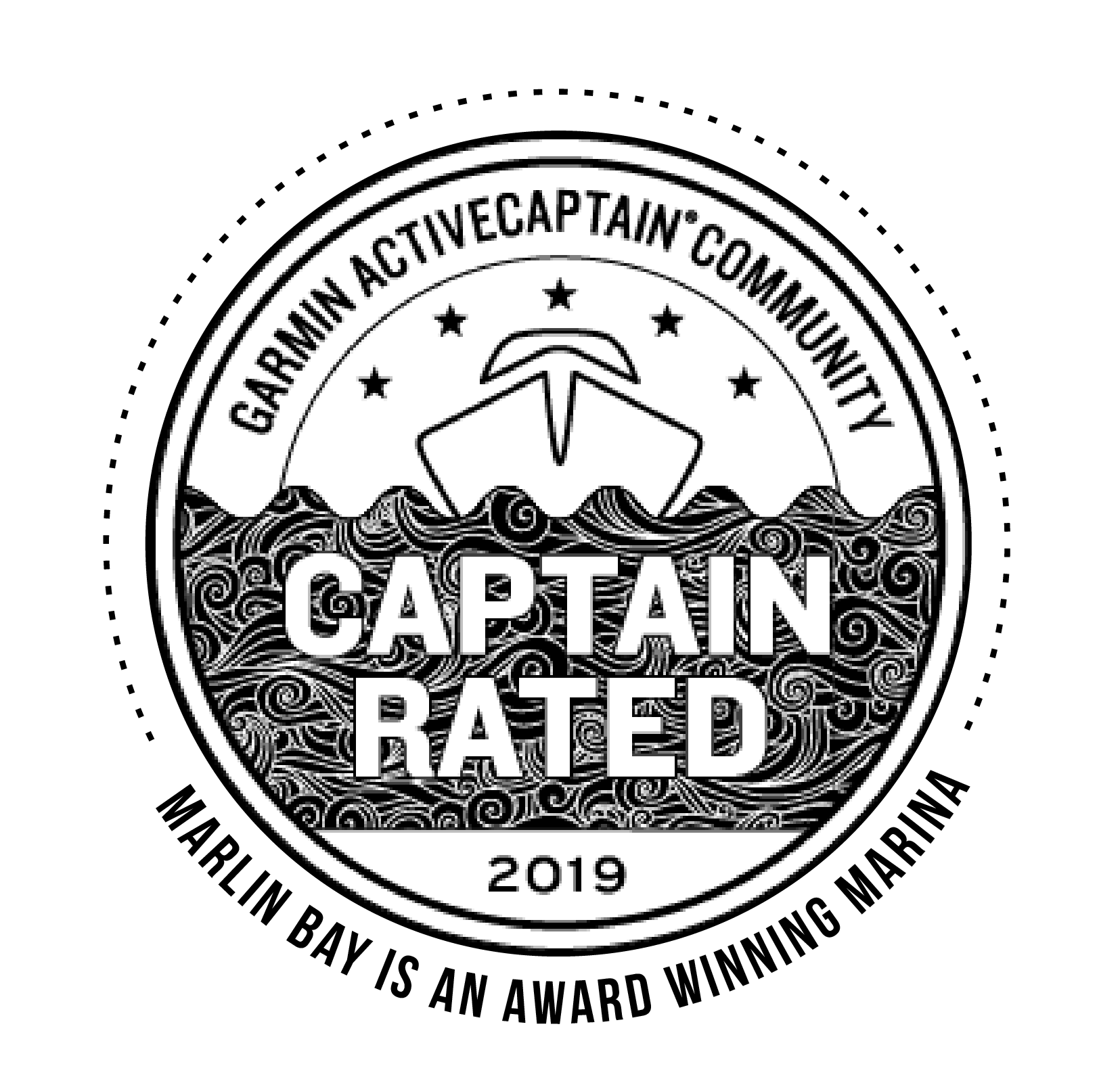 Garmin ActiveCaptin Community 2019 Captain Rated 2019. Marlin Bay Is An Award Winning Marina