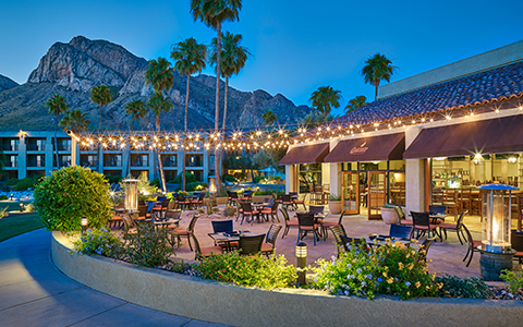 On Site Restaurants El Conquistador Tucson A Hilton Resort