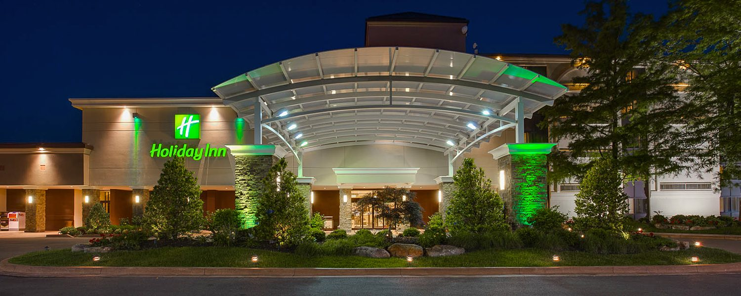 exterior of holiday inn columbia