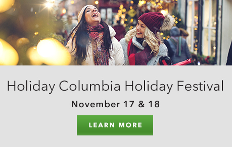 Holiday Inn Columbia PopIn Fall Bridal Showcase
