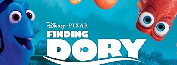 Finding Dory movie cover