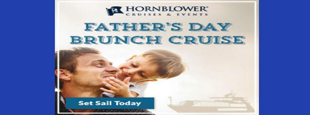Hornblower fathers day ad