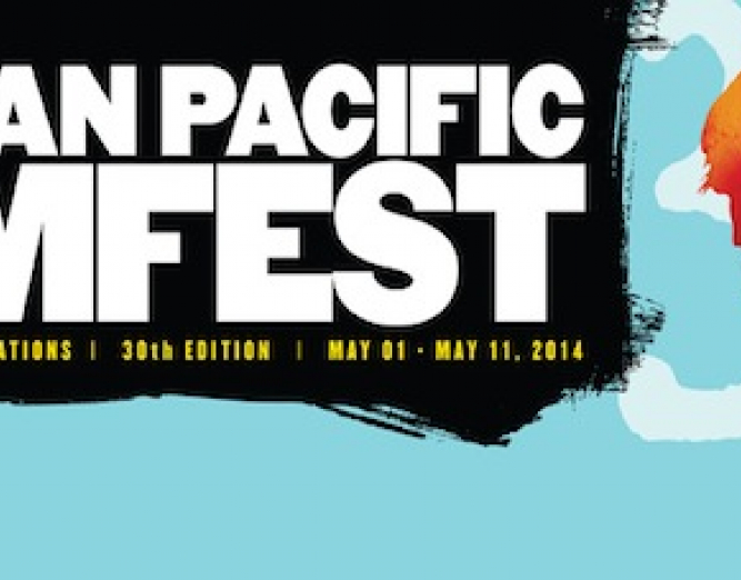 LA Asian Pacific film fest ad