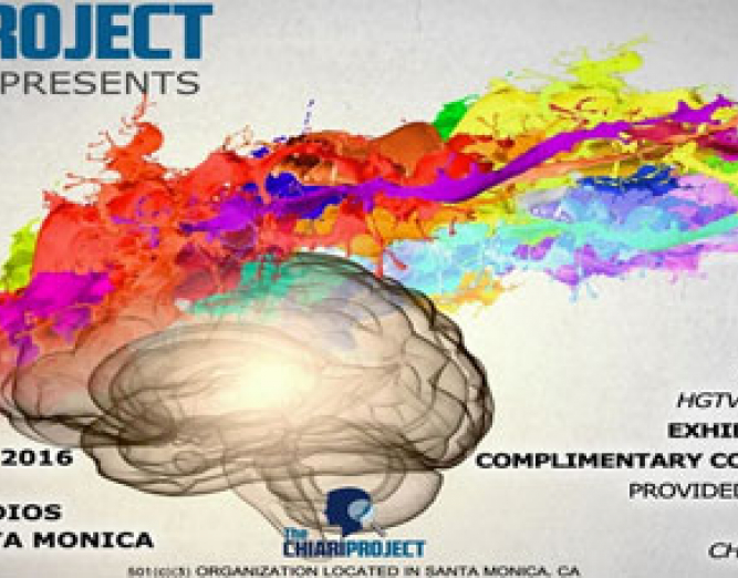 The brain art event ad
