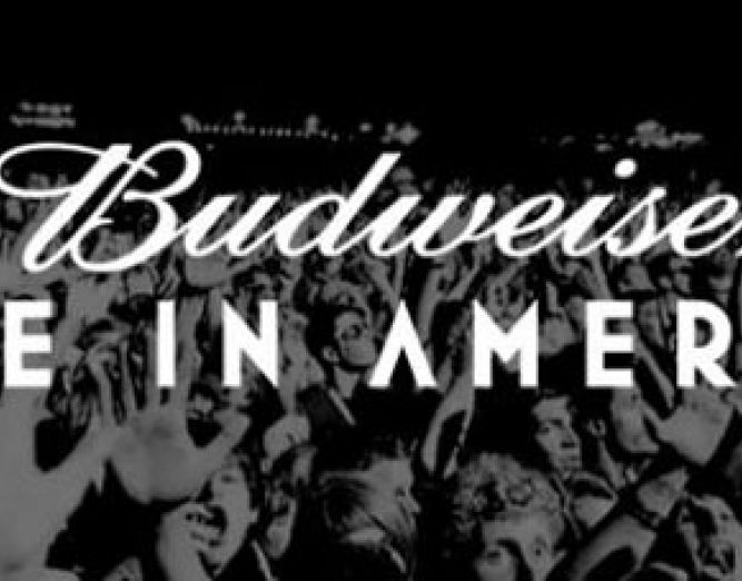 budweiser made in america logo