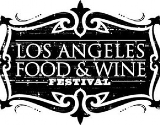 lA food & wine logo