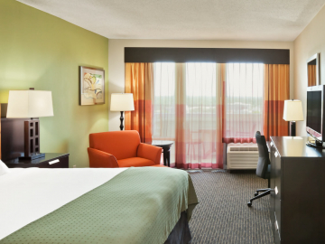 Holiday Inn Tulsa King Bed