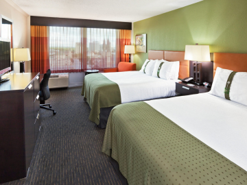 Holiday Inn Tulsa Double Queen