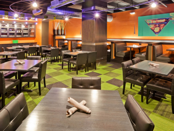 Holiday Inn Tulsa Boulder Grill interior