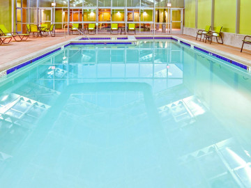 Holiday inn Tulsa pool