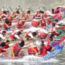Hong Kong Dragon Boat Festival Takes to the Water This Weekend