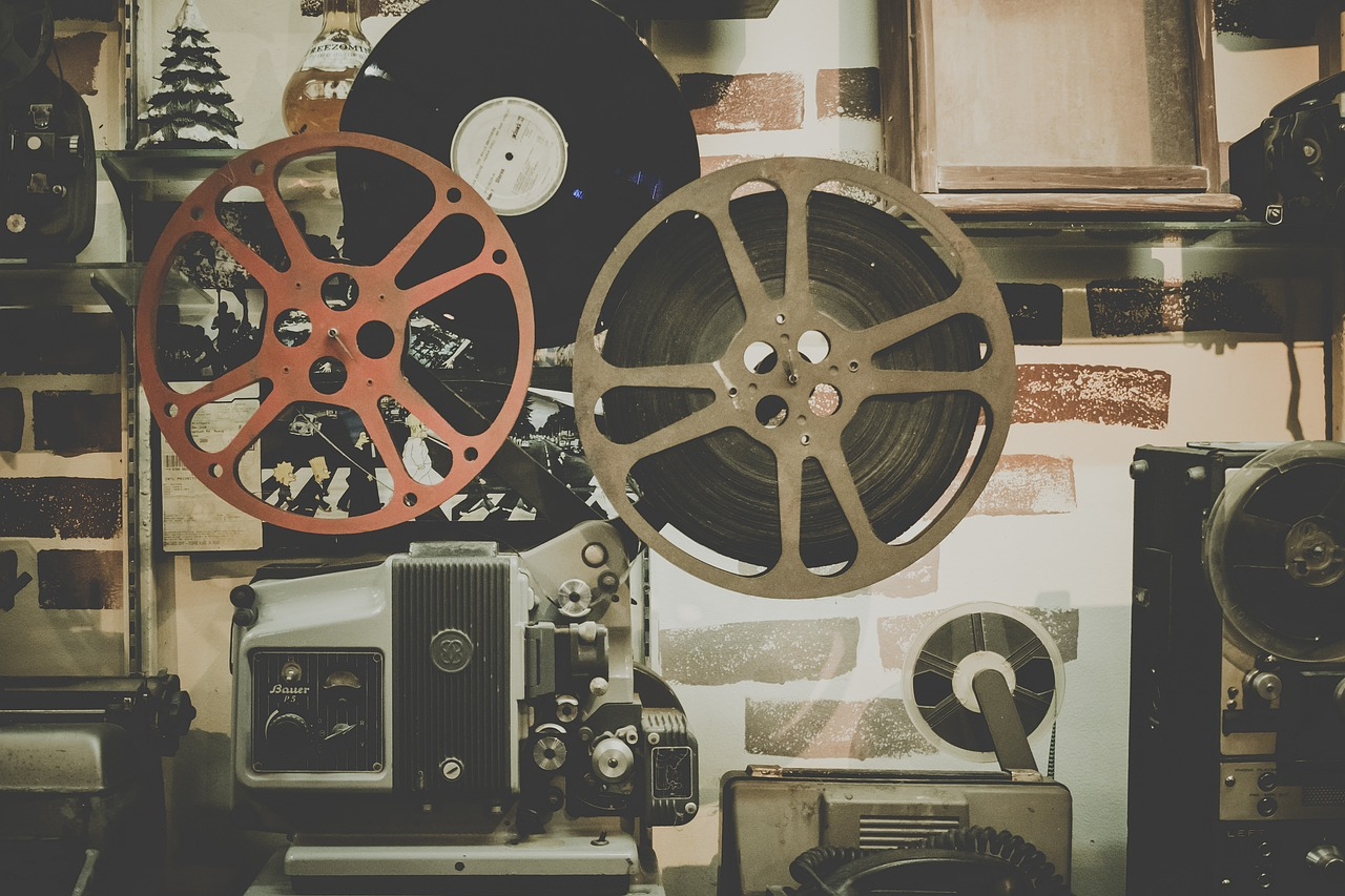 Film recording and projector equipment