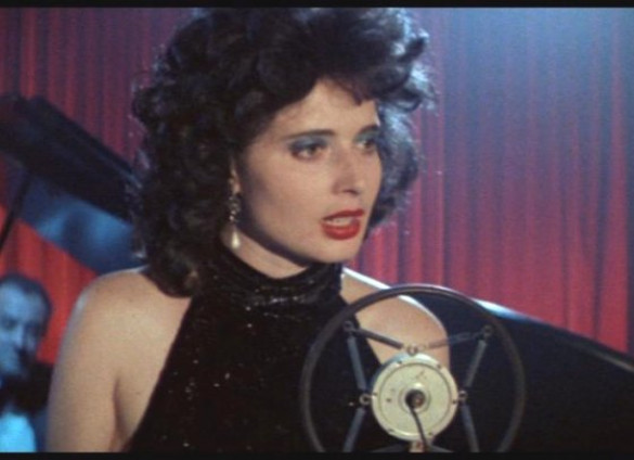 Isabella Rossellini in David Lynch Movie Blue Velvet