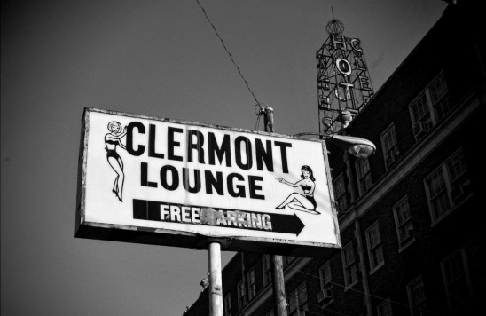 clermont lounge sign bw_effected_effected