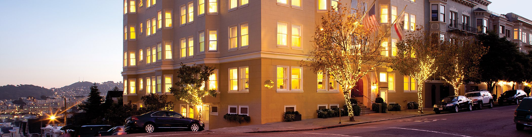 Hotel Drisco Our Hotel Boutique Hotels San Francisco