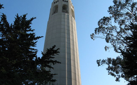 San Franciscos Coit Tower