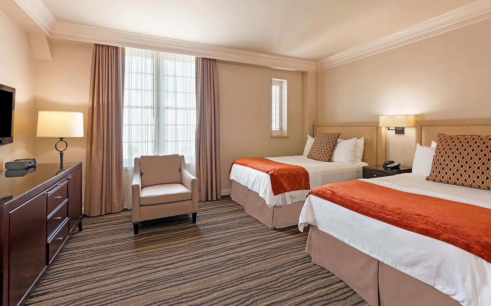 Hotel Rooms in Galveston | Book Now | Hotel Galvez & Spa®