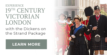 DICKENS ON THE STRAND PACKAGE learn more