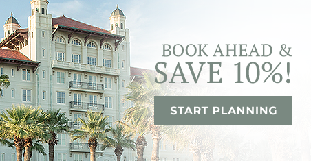 Book Ahead and Save 10%