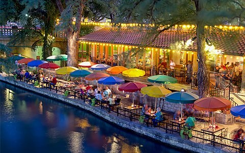 Hotel Gibbs Attractions San Antonio River Walk