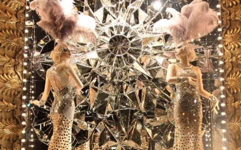 bergdorf goodmany holiday windows