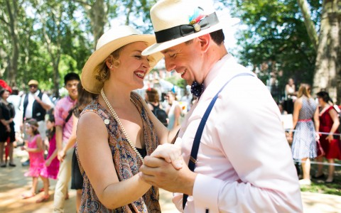 Put Some Swing in Your Step at the Annual Jazz Age Lawn Party