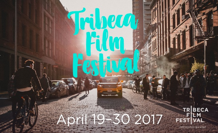 tribeca film festival flyer