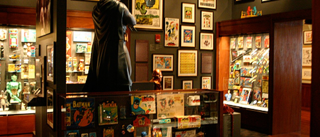 Geppi entertainment museum