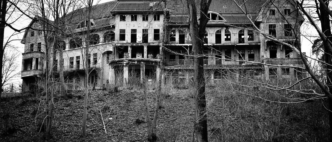 Haunted House all decrepitude