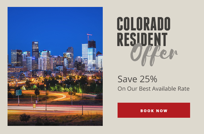 indigodenver popup colorado resident offer