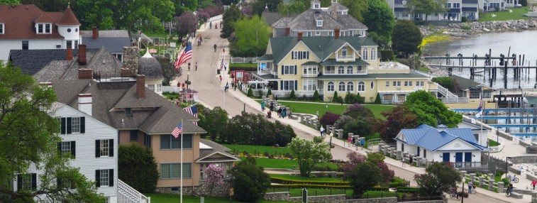The September Serenity of Mackinac Island