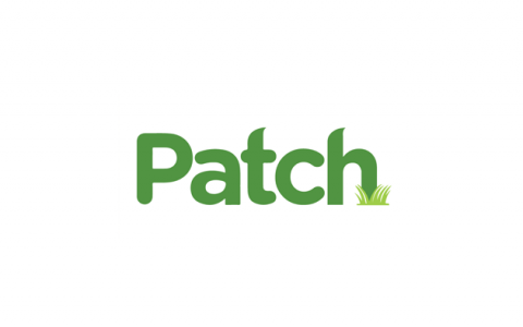 Patch Logo- green with leaf