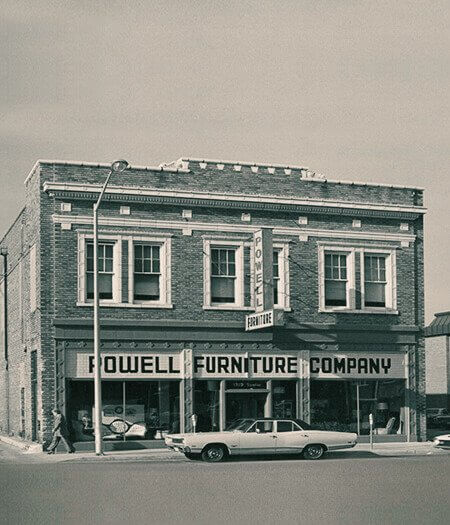 Powell Furniture Building
