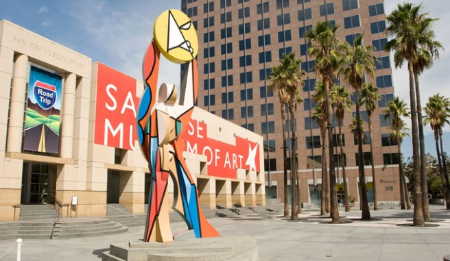San Jose Museum of Art Header
