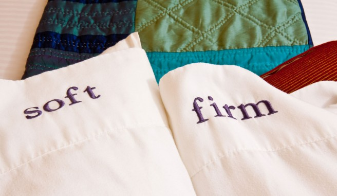 pillow cases embroidered soft and firm