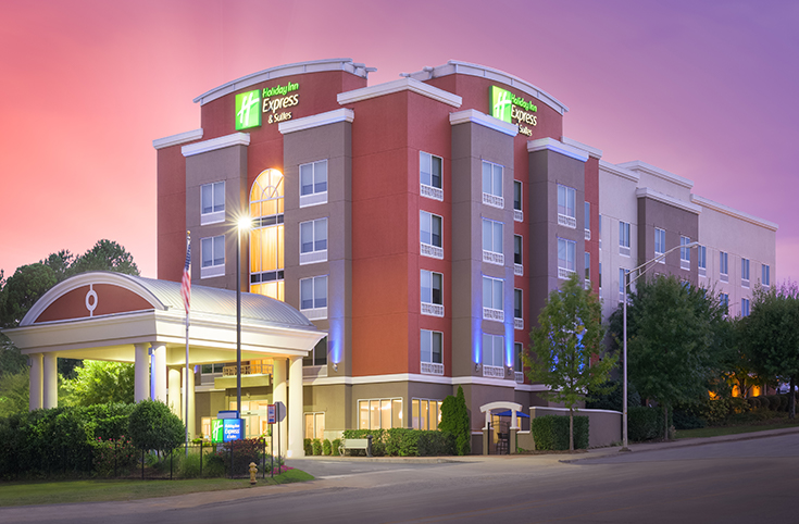 Holiday Inn Express & Suites <span>Chattanooga/ Downtown</span>