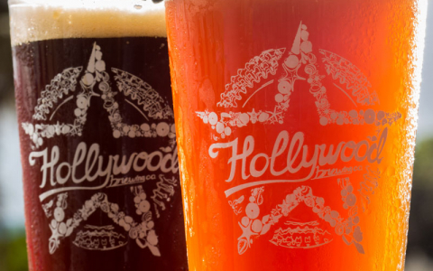 Hollywood Brewery Beers