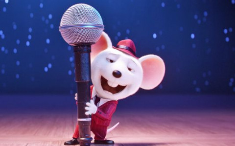 Sing Movie Character Mike the Rat