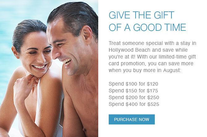 gift card promotion popup