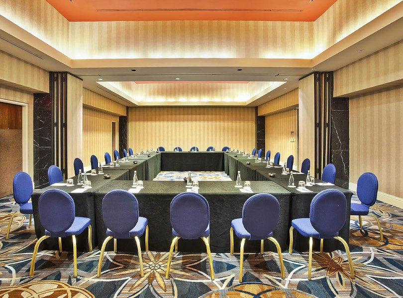 Breakout venue prepped for conference