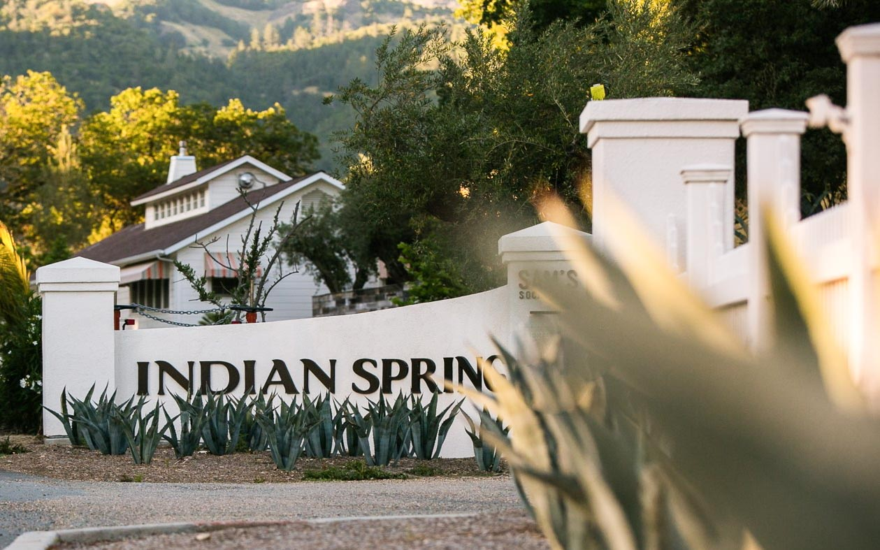 Napa Valley Hotels | Official Website | Indian Springs Calistoga