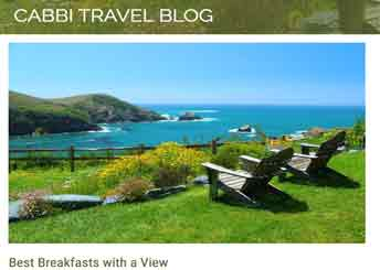 cabbi travel blog screenshot