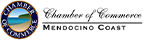 chamber of commerce mendocino logo