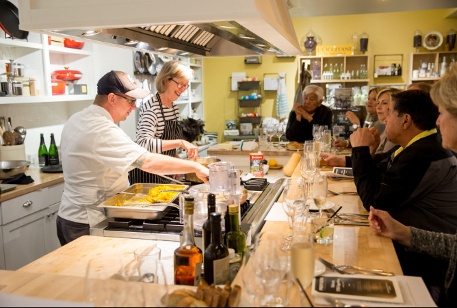 French Country Cooking Class